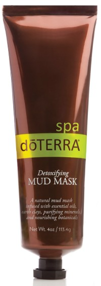 doterra mud mask