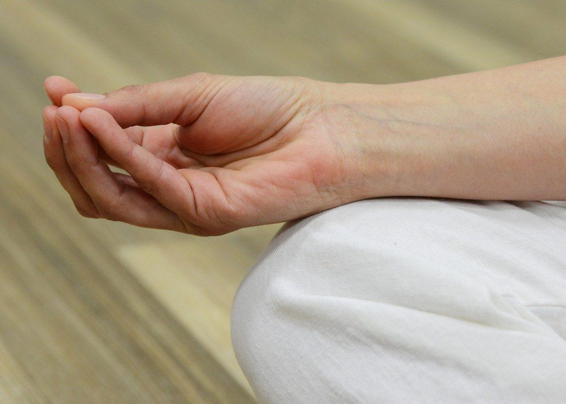 hvordan komme i gang med yoga
