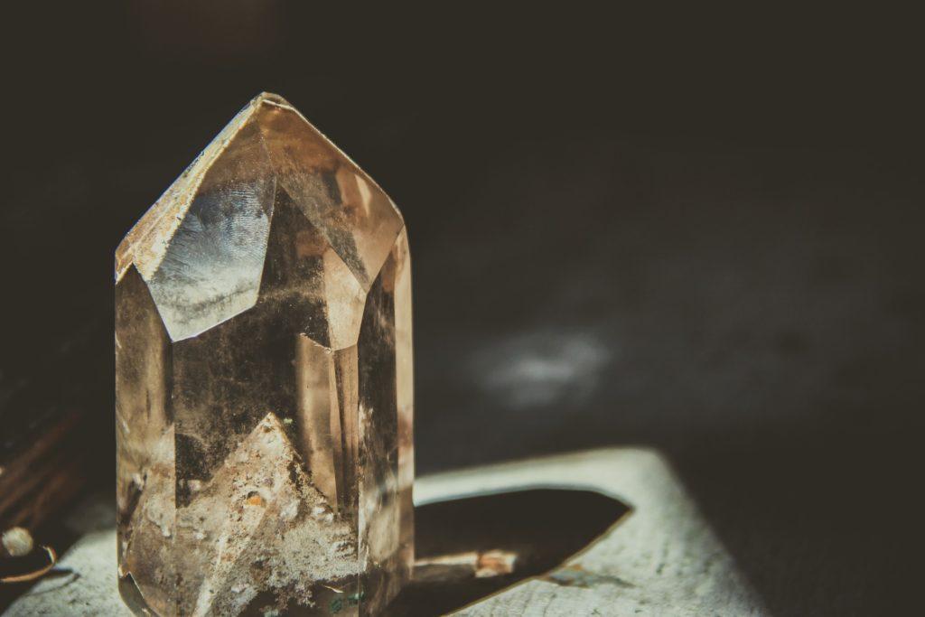krystaller røykkvarts