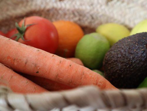 bærekraftig mat