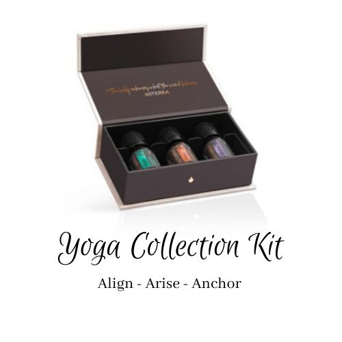 startpakke doterra yoga collection
