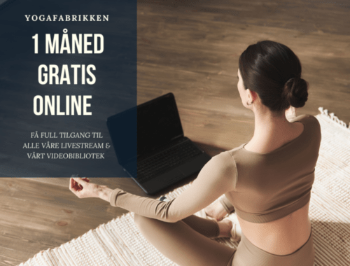 online yoga gratis
